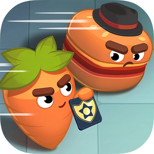 COPS: Carrot Officer Puzzle Story