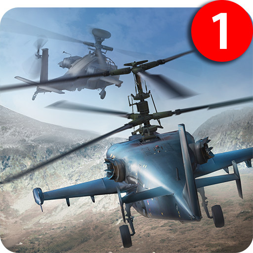 Modern War Choppers Wargame Shooter PvP Warfare