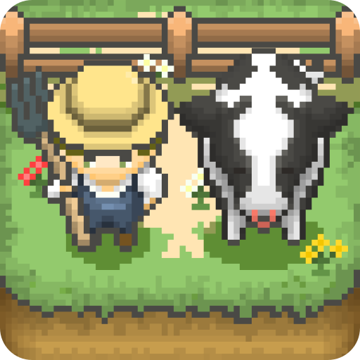 Tiny Pixel Farm – Simple Farm Game