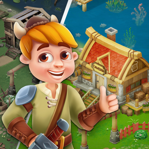 Bubble Quest of Vikings – POP Bubble Shooter