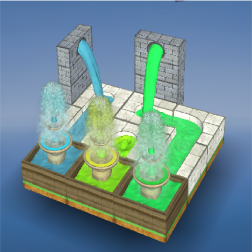 Flow Fountain 3D Puzzle