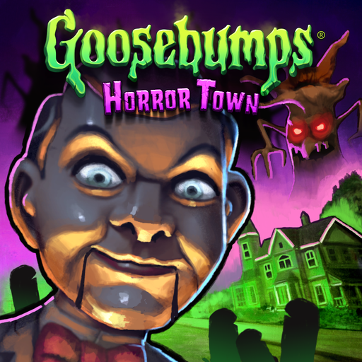 Goosebumps HorrorTown – The Scariest Monster City!