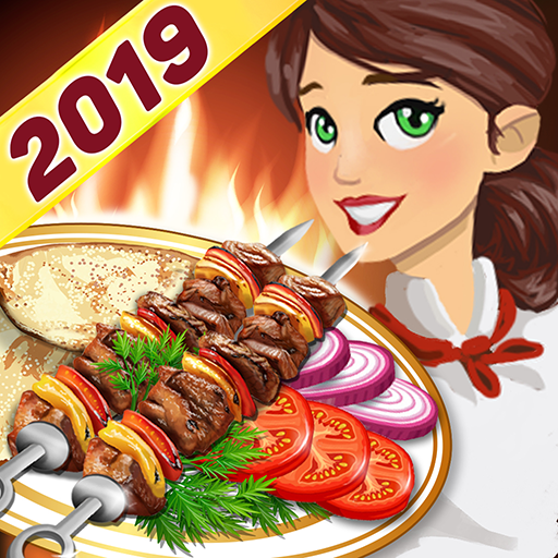 Kebab World Cooking Game Chef