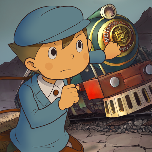 Layton Pandora's Box In HD