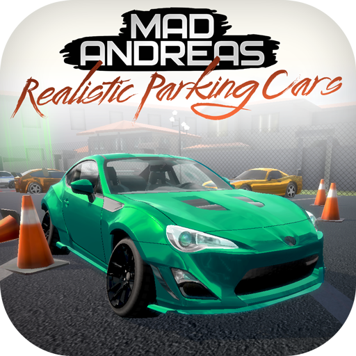 Mad Andreas Realistic Parking Cars
