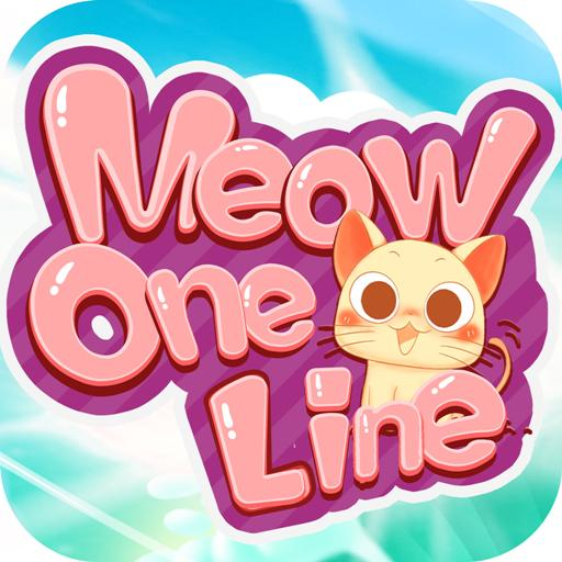 Meow – One line