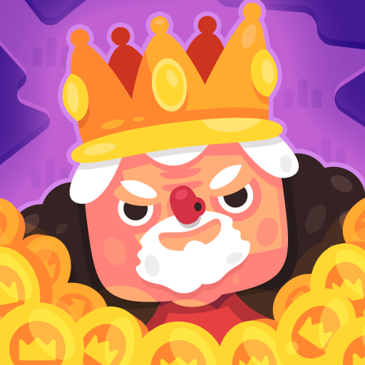 Merge Empire Idle Kingdom & Crowd Builder Tycoon
