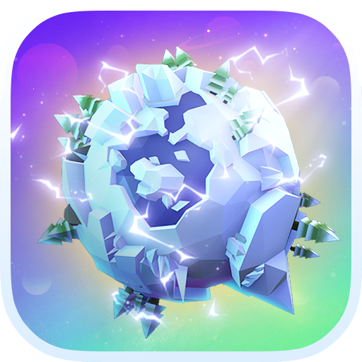 Plant Planet 3D – Eliminate Blocks & Shoot Energy