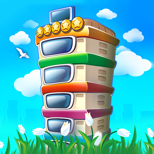 Pocket Tower Building Game