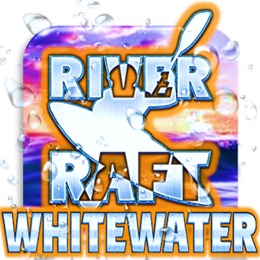 RIVER RAFT Whitewater Extreme Boat Simulator