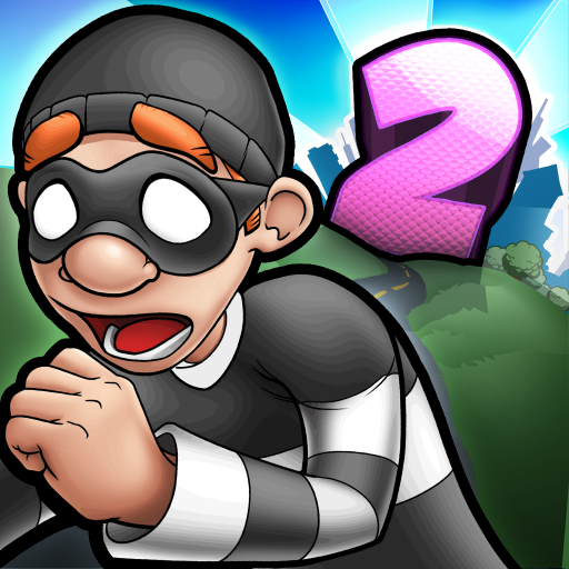 Download Robbery Bob 2: Double Trouble APK Mod