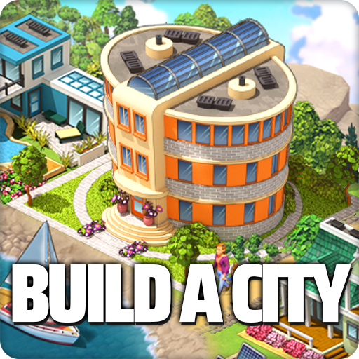 Sparkling Society Build Town City Building Games