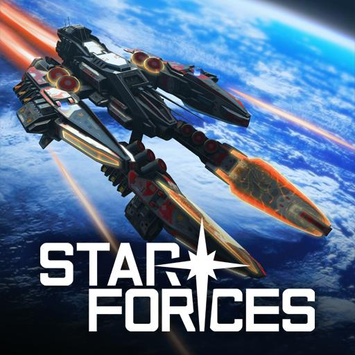 Star Forces Space Shooter