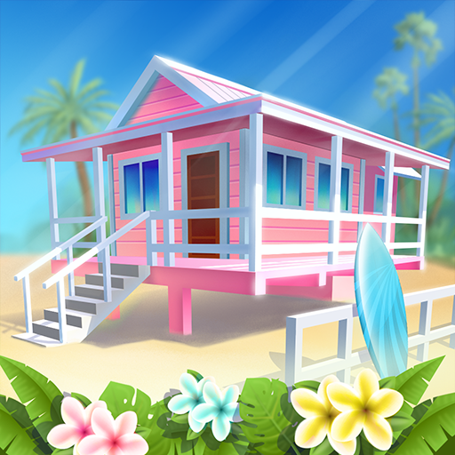 Tropical Forest Adventure Match 3 Puzzle Game