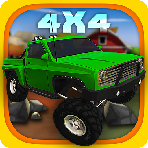 Truck Trials 2 Farm House 4x4
