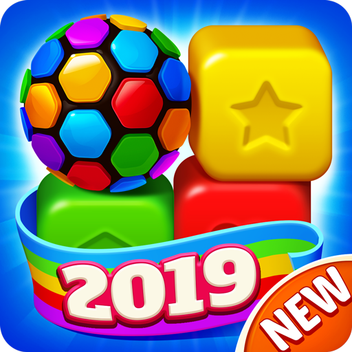 Toy Brick Crush – Addictive Puzzle Matching Game