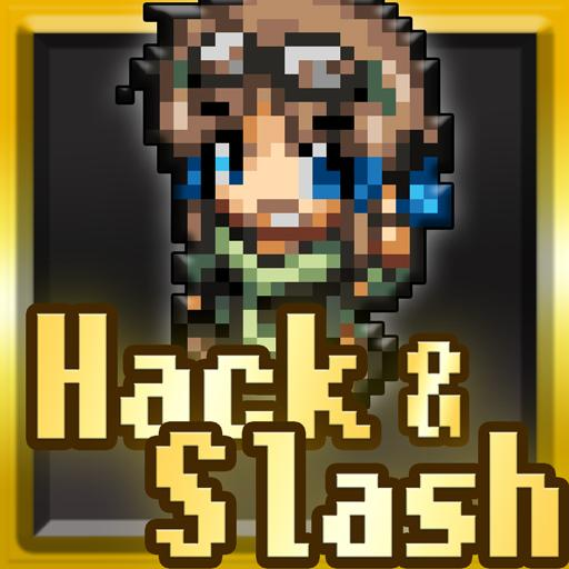 Hack & Slash Hero – Pixel Action RPG